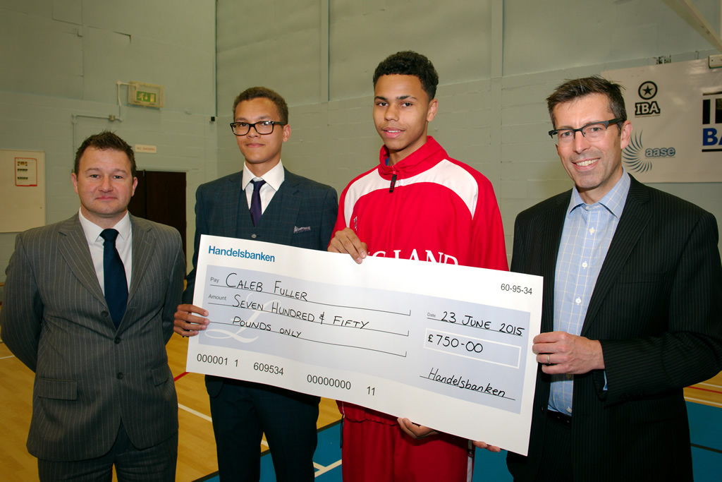 Rising basketball star latest to be recognised by SportsAid