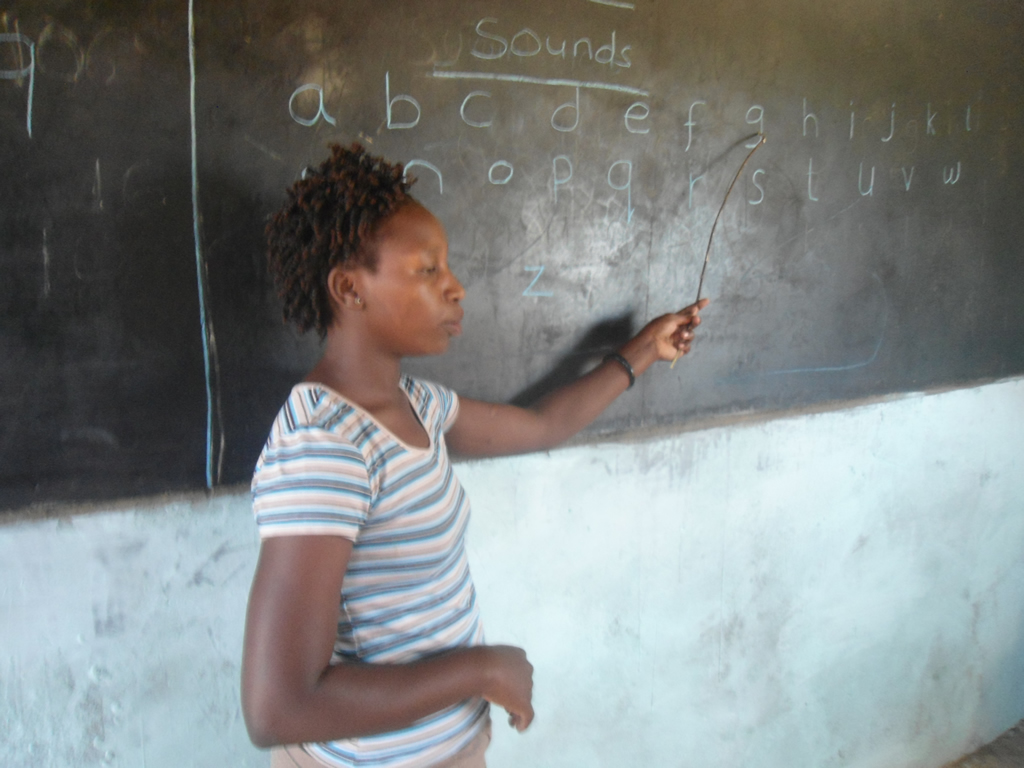 Classes start at Soma Leo Academy Nyiera